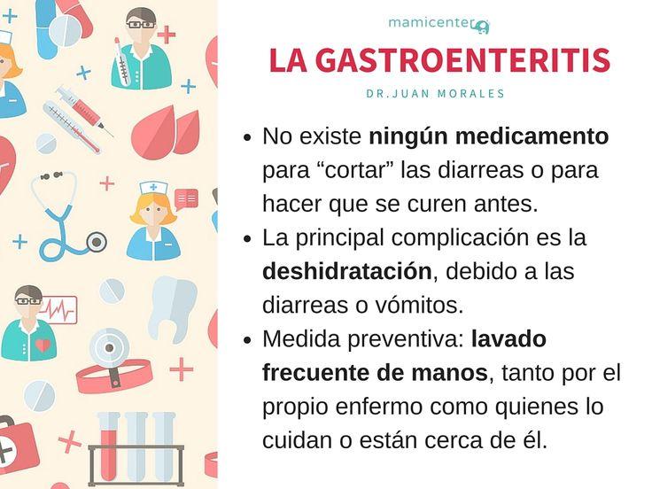 gastroenteritis infografía