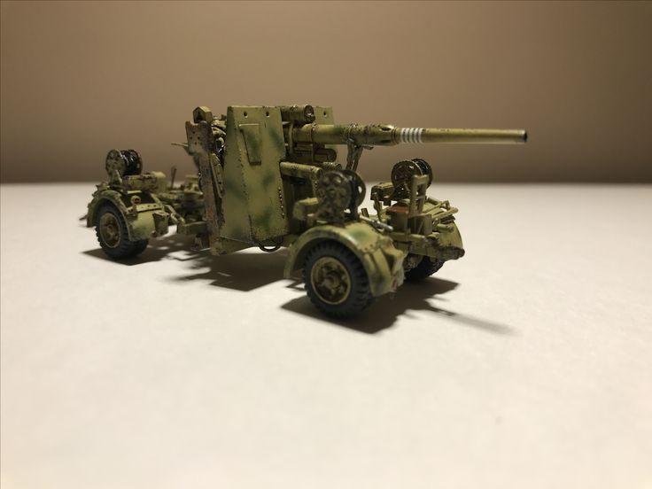 1/87 HO minitanks kit for Kursk diorama