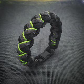 House Of Cords Paracord Bracelet