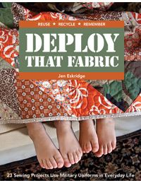 Patterns and sewing projects that use old military uniforms.: Everyday Life, Books, Crafts Ideas, Sewing Projects, Quilts, Deployment, Fabrics, 23 Sewing, Military Uniforms