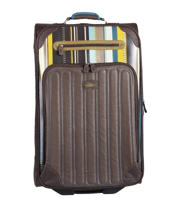 Spencer & Rutherford - Large Suitcase - Lagoon
