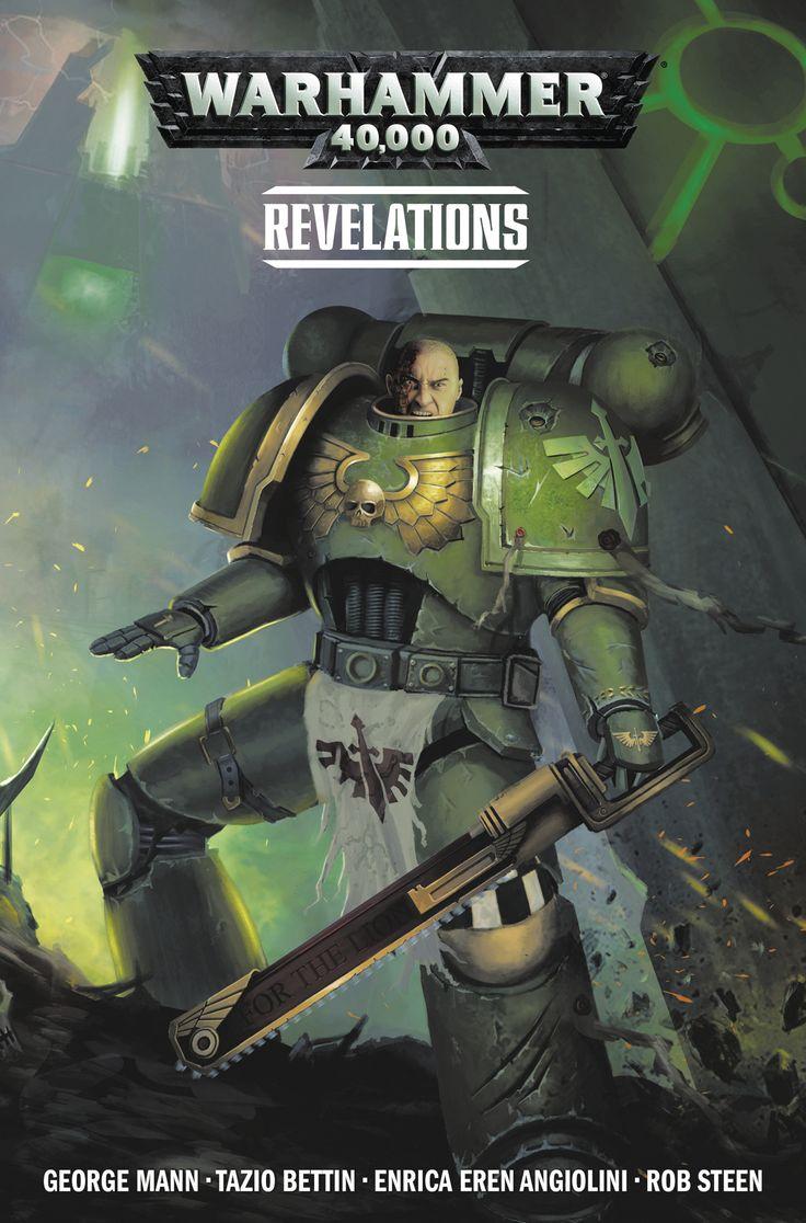 WARHAMMER 40000 TP VOL 02 REVELATIONS