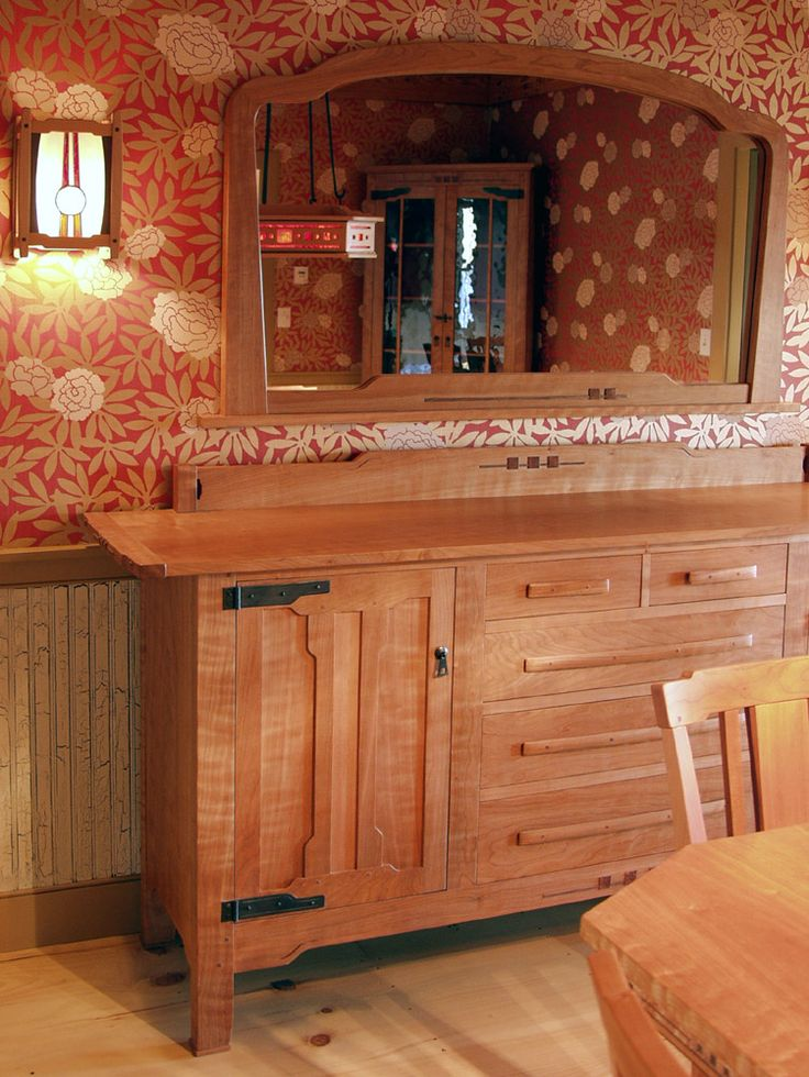 Room Maker Design: Arts & Crafts Furniture By Vermont's Finest Studio Makers