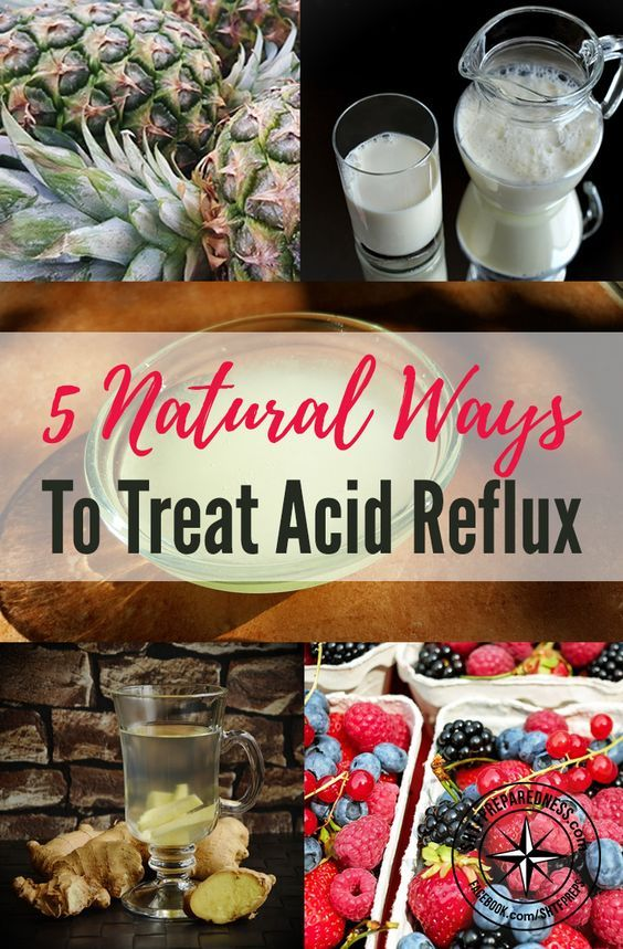 TOP 7 Home Remedies For Acid Reflux - 5 Natural Ways to Treat Acid Reflux