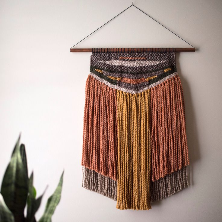 LARGE Southwestern Hand Woven Wall Tapestry Weave by StarlingWeave on Etsy https://www.etsy.com/listing/242361909/large-southwestern-hand-woven-wall