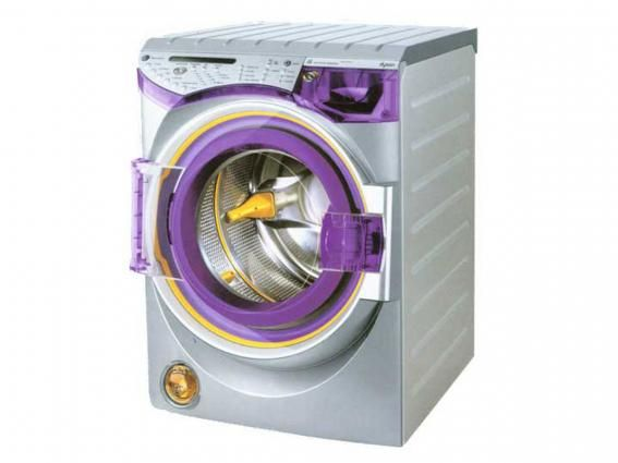 Dyson CR01 Contrarotator (2000)