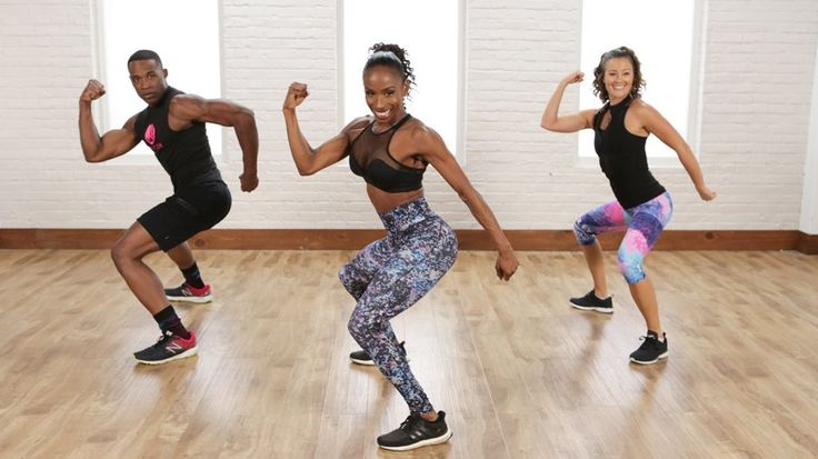 Flat Belly and Tight Booty Cardio Dance Workout: Celebrity trainer JJ Dancer takes dance workouts to a new level and makes your sweat sesh feel like a party.