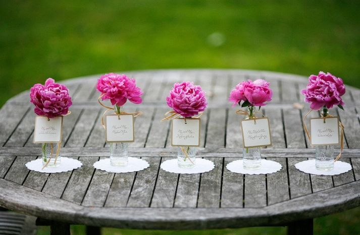 Lovely Escort Cards