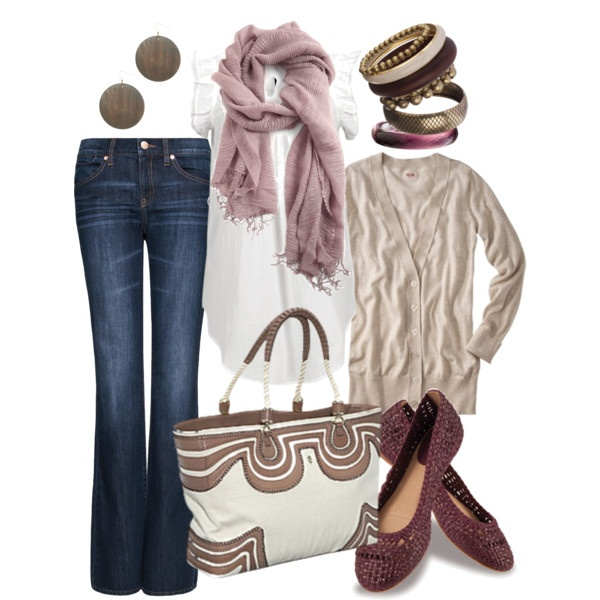 outfit: Fall Clothing, Mauve, Cute Outfits, Fall Outfits, Winter Outfits, Comfy Casual, Outfits Style, Teacher Style, Beautiful Clothing