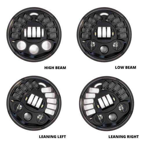Adaptive LED Headlights - Model 8790 Adaptive Series