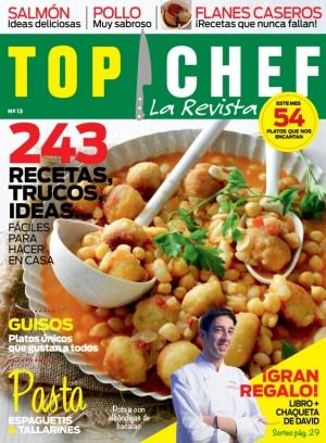 Top Chef la revista Febrero 2015 edition - Read the digital edition by Magzter on your iPad, iPhone, Android, Tablet Devices, Windows 8, PC, Mac and the Web.