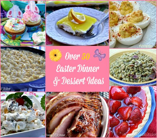 Mommy 39 s kitchen recipes from my texas kitchen over 50 for Dessert for easter dinner