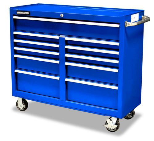 Masterforce 46 11 Drawer Tool Cabinet At Menards