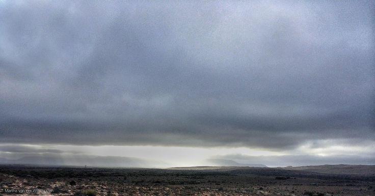 Dawn over the Karoo  Photo by Martha van der Westhuizen