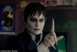 Johnny Depp~Dark Shadows: up-coming film by Tim Burton
