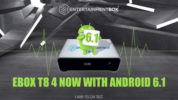 How to update T8 V4 TV box from Android 5 1 to Android 6 1
