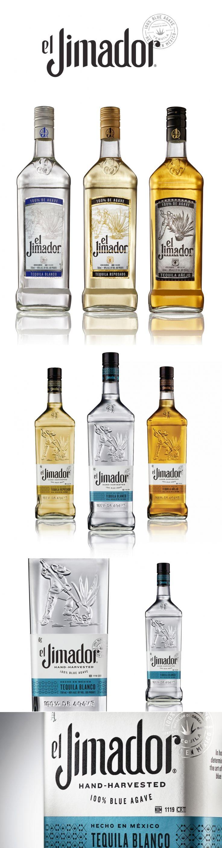 Before & After: el Jimador Tequila — The Dieline | Packaging & Branding Design & Innovation News
