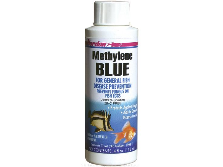 Methylene Blue Disease Preventative 4 Ounce