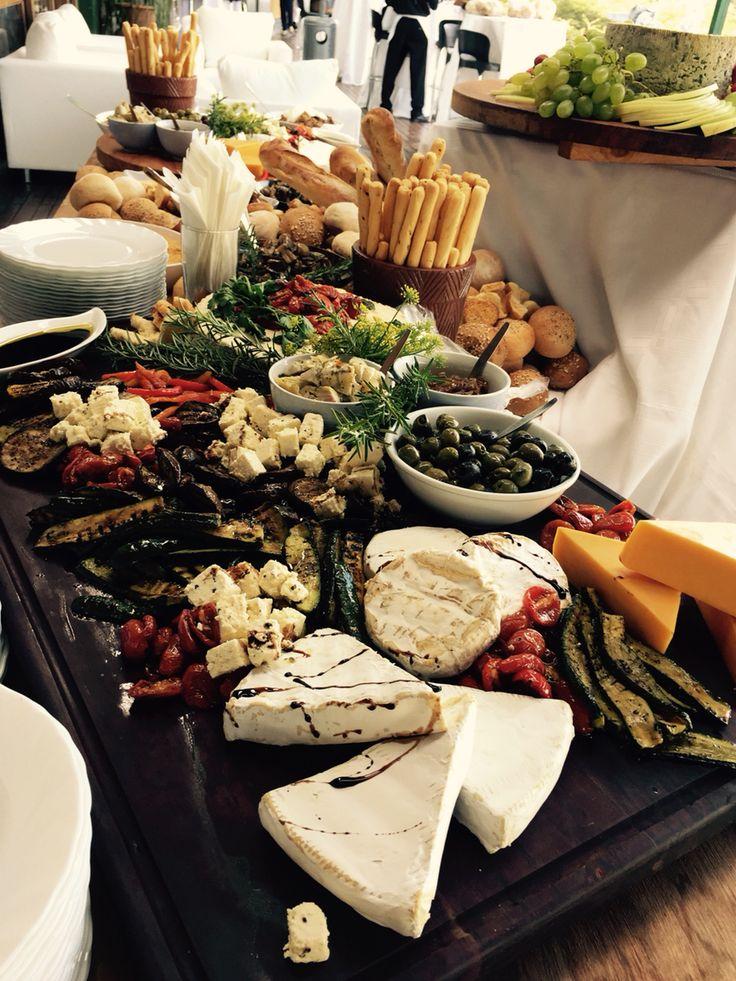 Grazing table at Kim and Matt's wedding                                                                                                                                                                                 More