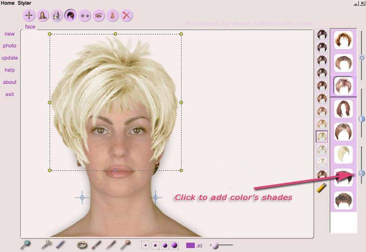 Virtual Hair Color - http://besthaircoloringnyc.pw/988/virtual-hair-color/