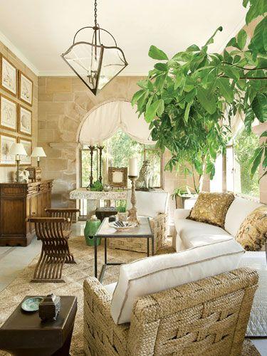 On a daily basis, California designers Richard Hallberg and Barbara Wiseley  bring their keen appreciation