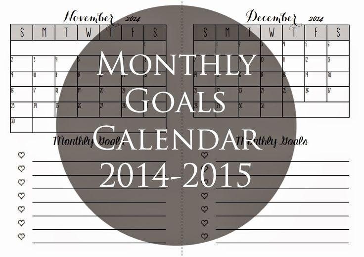 Calendar Year Goals : Top ideas about planner on pinterest layout