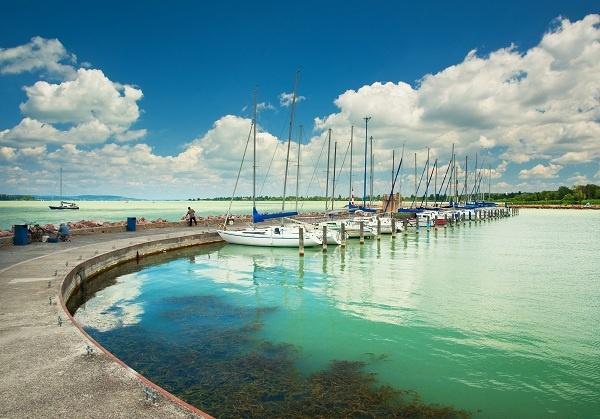 Lake Balaton, Hungary..... Check....Lake Balaton is the LARGEST lake in Europe, SO SERENE and BEAUTIFUL!!!!!