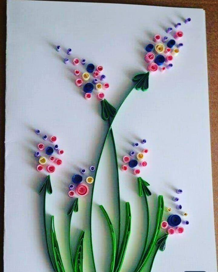 New Birthday Card Crafts Handmade Diy Art Craft Love Creative Design Cr Oleciya Quest Paper Quilling Cards Paper Quilling Patterns Quilling Designs