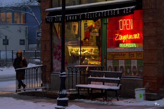 Zingerman's Deli, Ann Arbor, Michigan. The Best........