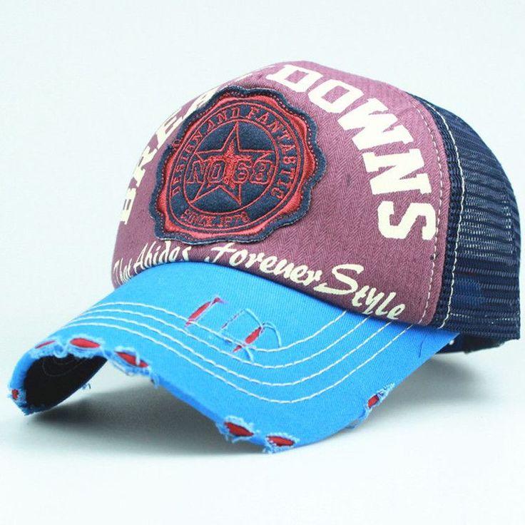 2016 summer baseball cap snapback hats casquette embroidery letter cap bone girl hats for women men cap