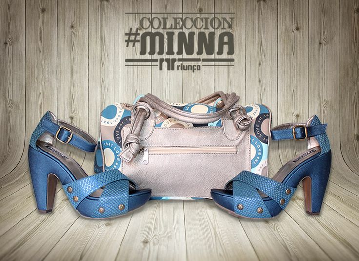 ColeccionMinna de #calzadoTriunfo