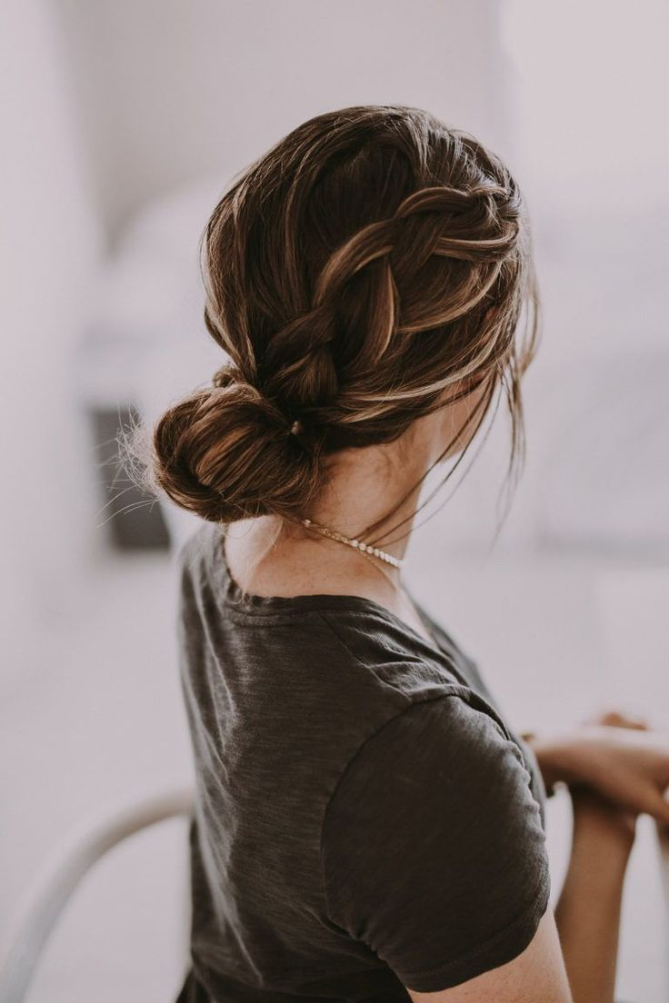 17 Most Endearing Nurse Hairstyles Updo Chignons For Fine Hair