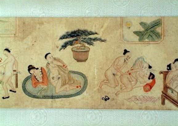 ancient asian sex pictures