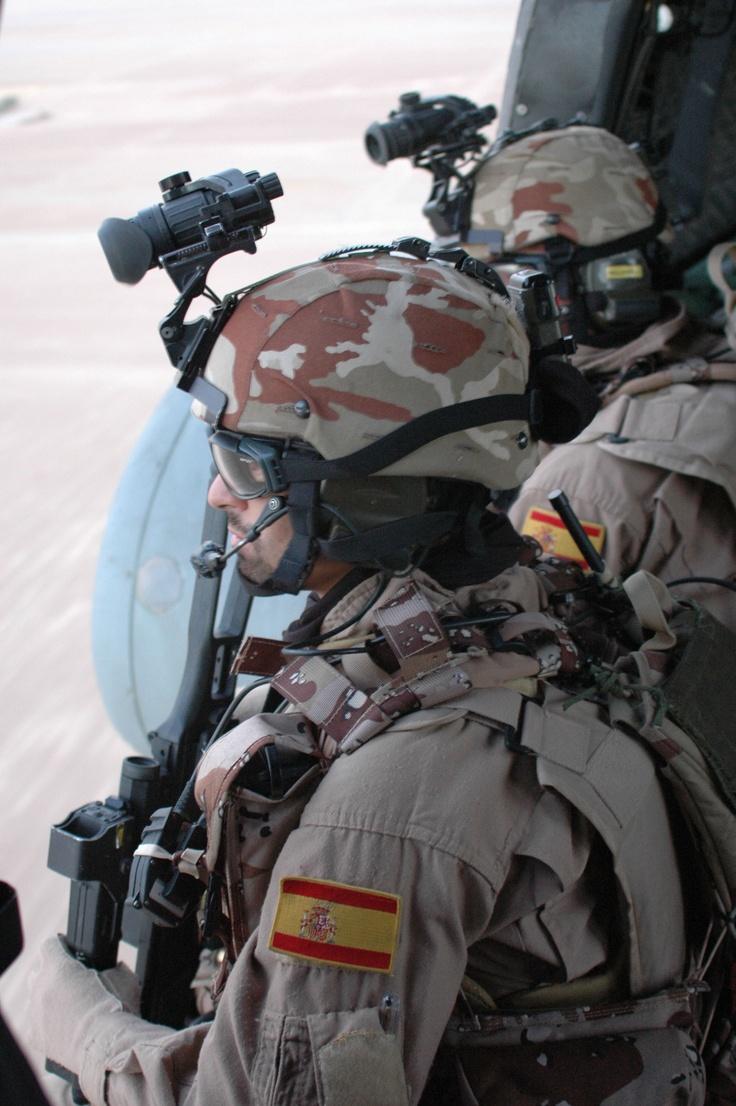 Escuadrón de Zapadores Paracaidistas.