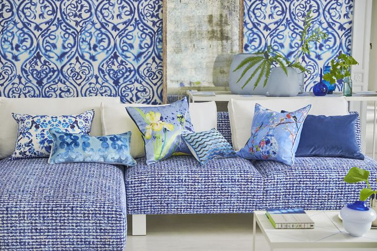 S|S '17 accessorie collection from Designers Guild