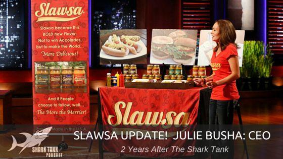 Slawsa Update: 2 Years After The Shark Tank! | Shark Tank Podcast
