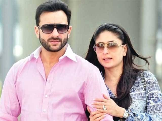 Saif Ali Khan and Kareena Kapoor confirms pregnancy
