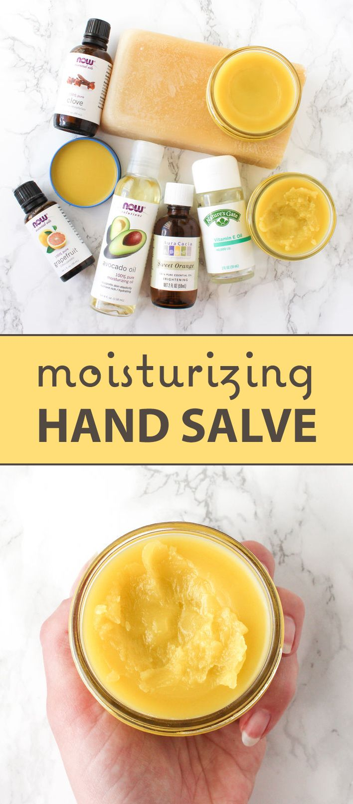 Nourish and moisturize dry hands.