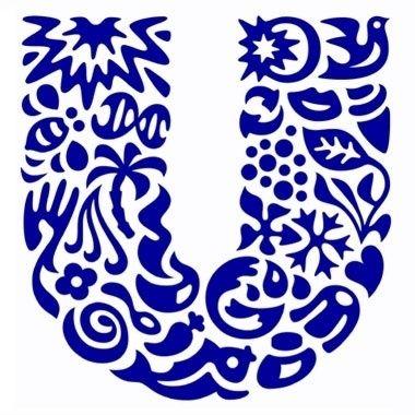 Newlyn - Unilever – A multi-iconic logo expressing the idea of Vitality.