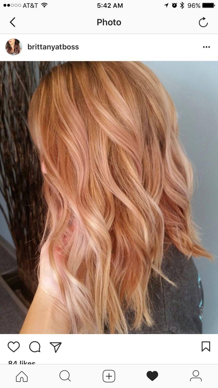 Best 25+ Strawberry blonde hair ideas on Pinterest ...