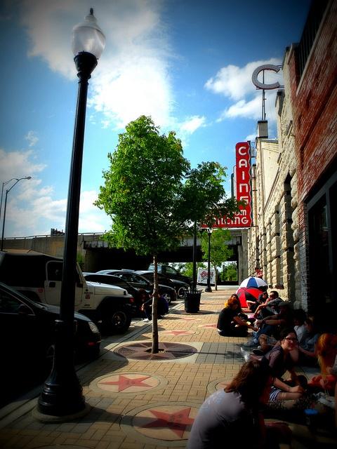 My local music venue - Cain's Ballroom - Tulsa, Oklahoma - http://www.flickr.com/photos/yorba/