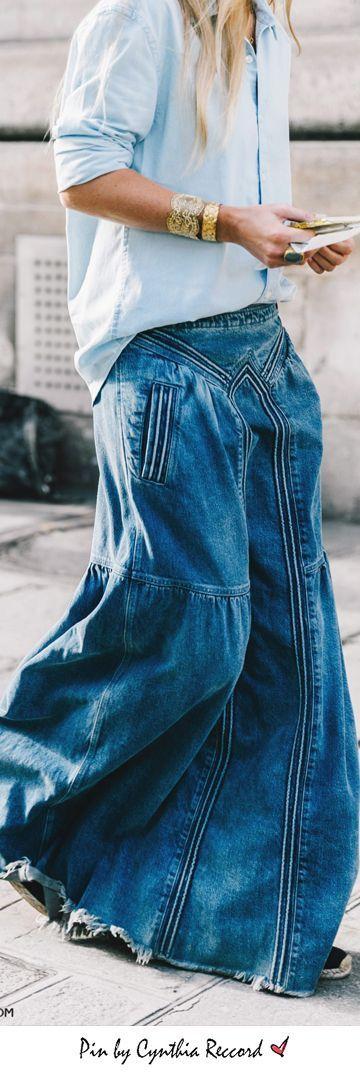 Детали уличной моды / Street Style / ВТОРАЯ УЛИЦА
