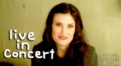 Idina Menzel Is Going On A World Tour! Get The Details HERE!