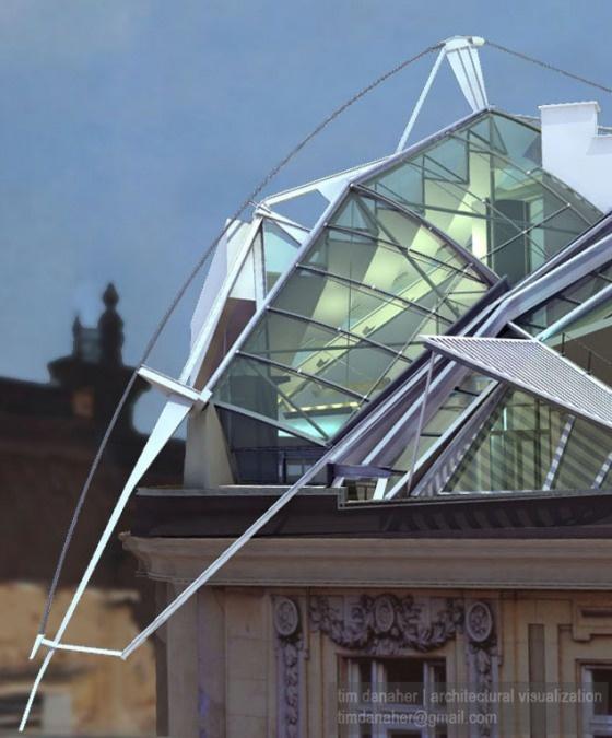 23 best images about deconstructivism on pinterest hong for Architecture vienne