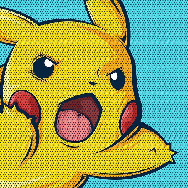 Day 348. This one should not miss: #pikachu ! #pokemon #pokemongo #electro…
