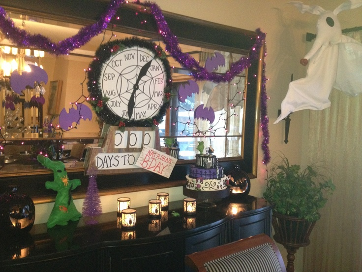 decorations pinterest before yard christmas decor decoration nightmare art best on halloween peeker the images