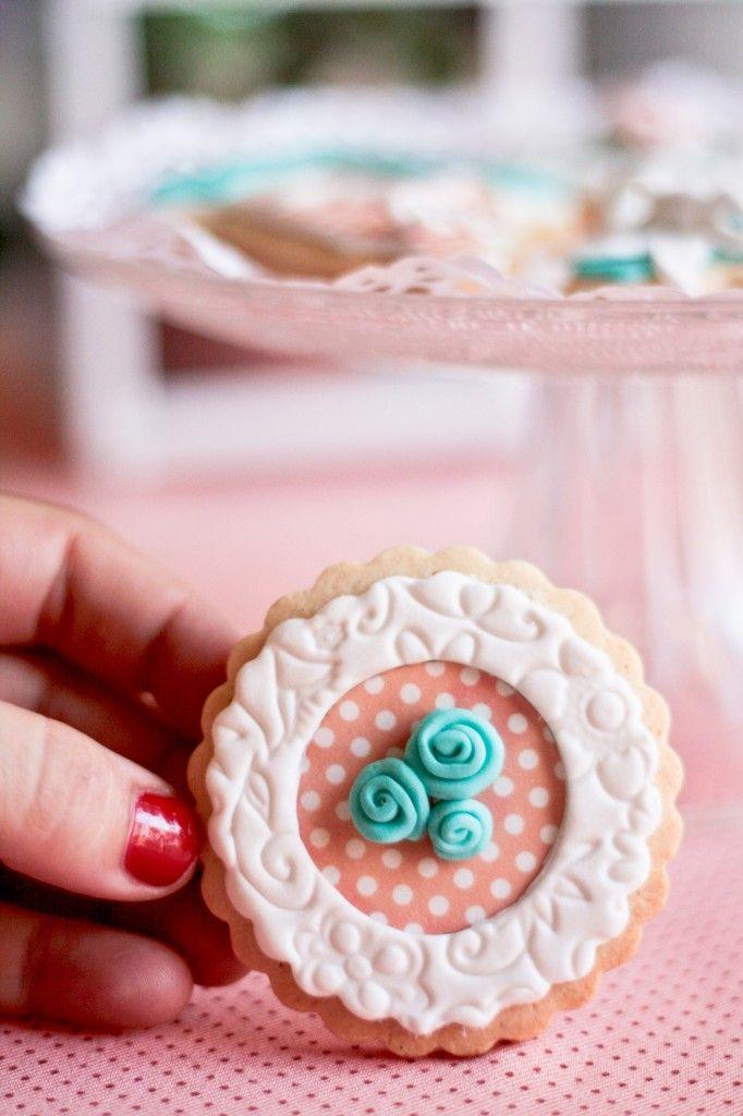 Tutorial paso a paso: galletas con marco
