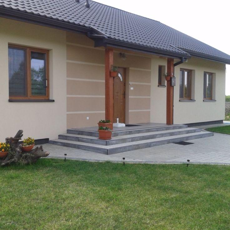 na podstawie projektu #mgprojekt Zobacz inne realizacje domów z @MGProjekt na http://www.mgprojekt.com.pl/?utm_content=buffer14719&utm_medium=social&utm_source=pinterest.com&utm_campaign=buffer