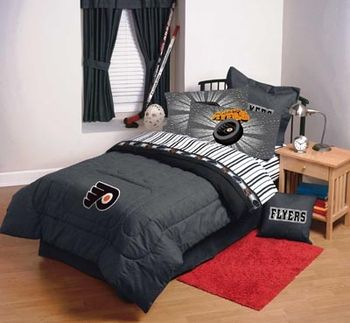 find great prices on hockey bedding at domestic bin your source for nhl bedding with comforters and sheet sets featuring your favorite ice hockey team