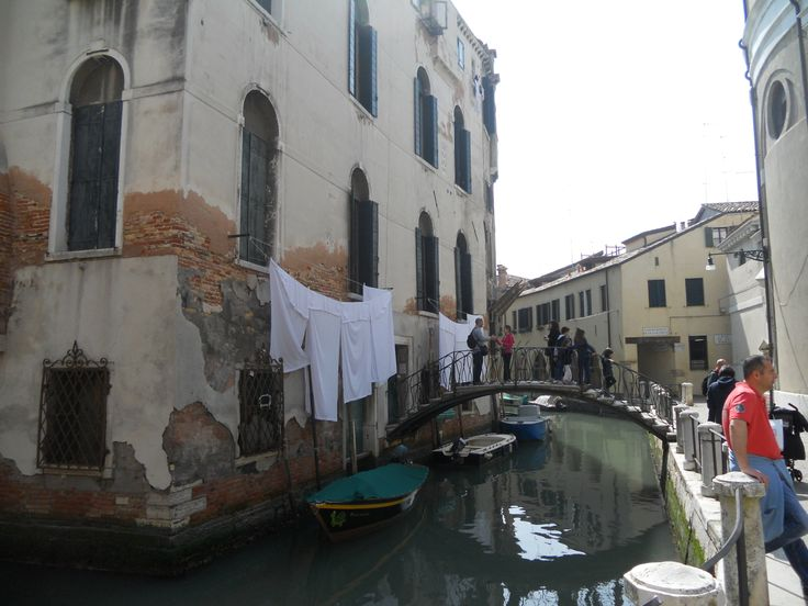 Tuesday morning in Venice